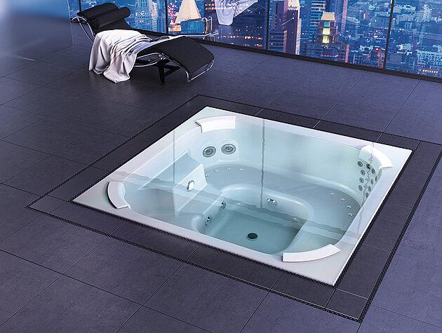 Design Whirlpools Vom Führenden Hersteller Rivierapool