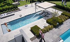 Bazény Montované Bazény Rivierapool
