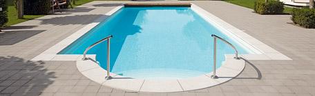 Der weg zu ihrem pool rivierapool for Piscine badeparadies