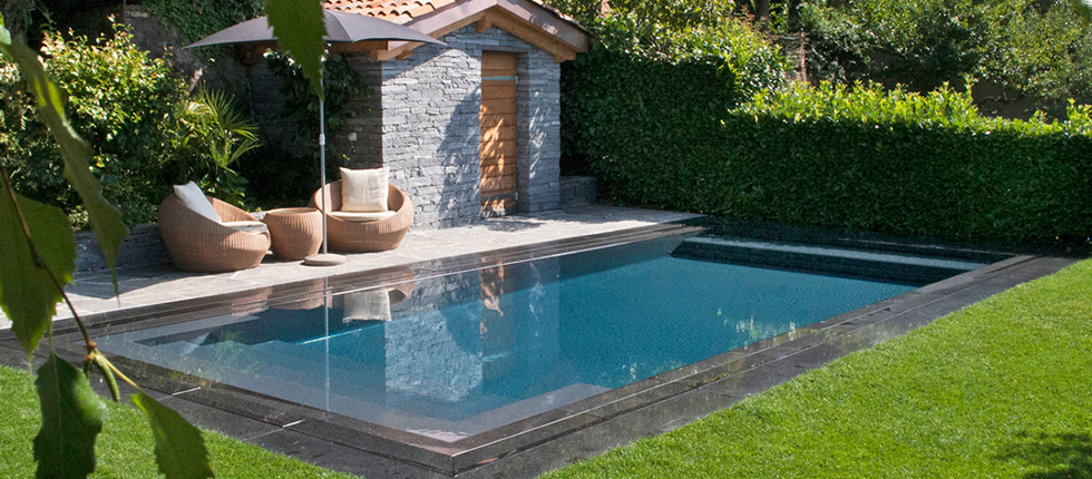 Inground pools swimming pools rivierapool rivierapool for Prefabricated pools