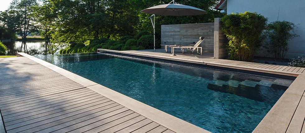 Piscines on pinterest small pools petite piscine and - Riviera pool ...